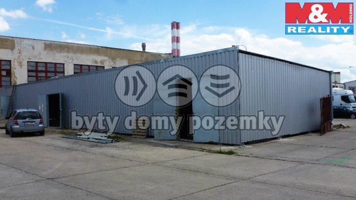 Prodej, sklad, 300 m2, Praha 4 - Libuš