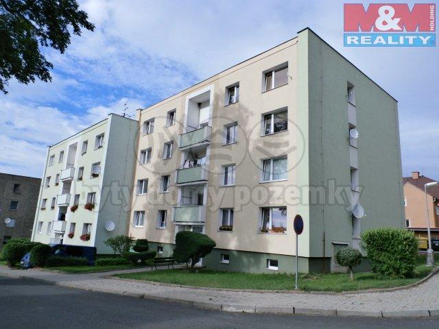 Prodej, byt 1+1, 38 m2, OV, Bochov, ul. Obuvnická
