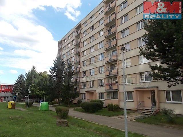 Pronájem, byt 2+1, 62 m2, Ústí nad Labem, ul. Pod Parkem