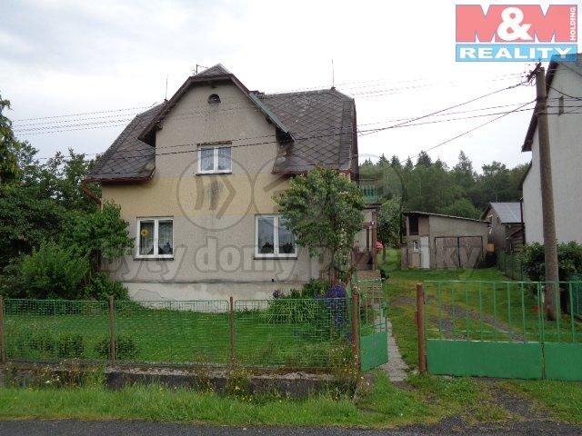 Prodej, RD 6+1, 88 m2, Bochov - Rybničná, okres Karlovy Vary