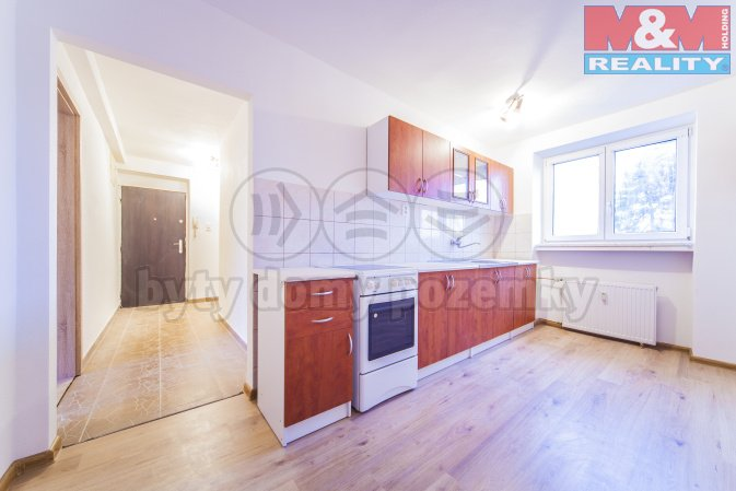 Prodej, byt 2+1, Milevsko, ul. Čs. Armády