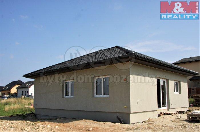 Prodej, rodinný dům, 83 m2, Makotřasy, okr. Kladno