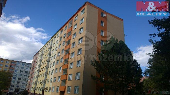 Prodej, byt 1+1, 37 m2, Karlovy Vary - Rybáře, Čankovská