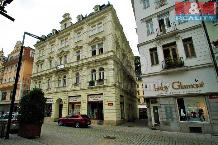 Prodej, byt 3+1, 110 m2, Karlovy Vary, ul. Lázeňská