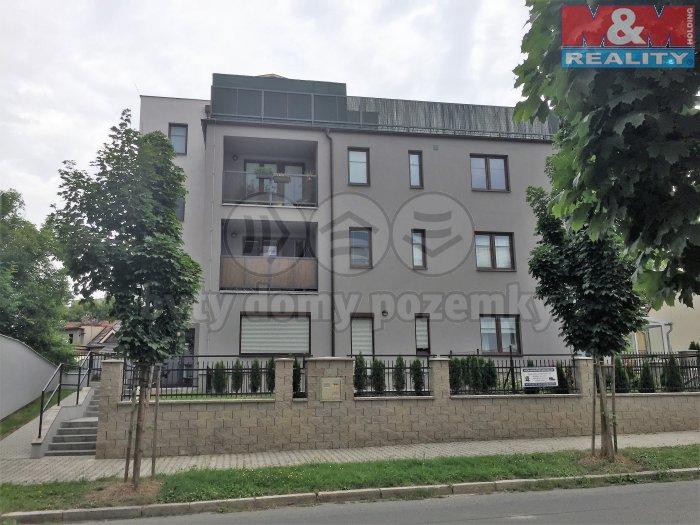Pronájem, byt 1+kk, 41 m2, Plzeň - Lobzy