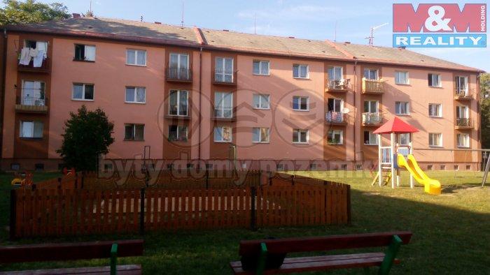 Prodej, byt 2+1, 55 m2, OV, Ostrov, ul. Masarykova