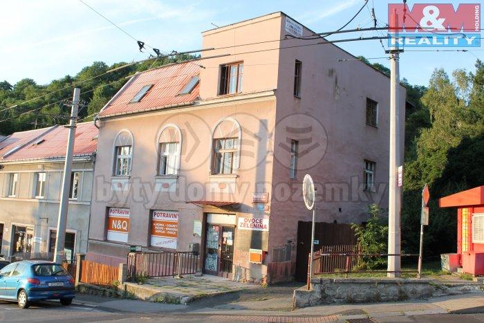 Prodej, rodinný dům, 432 m2, Střekov