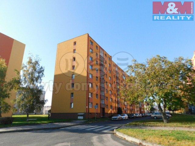 Pronájem, byt 3+1, 71 m2, OV, Jirkov, ul. Tkalcovská