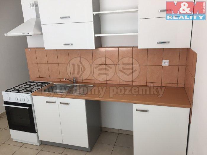 Pronájem, byt 3+1, 71 m2, OV, Jirkov, ul. Tkalckovská