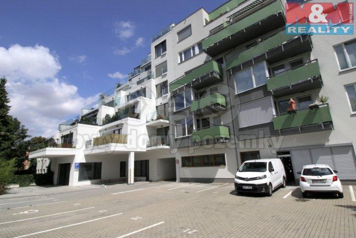 Prodej, byt 1+kk, 42 m2, Praha 4 - Michle, ul. Nuselská