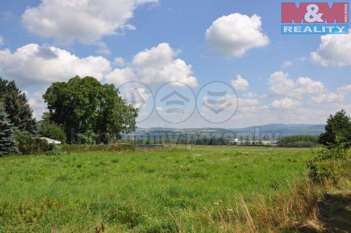 Prodej, pozemek, 3000 m2, Unčín u Krupky