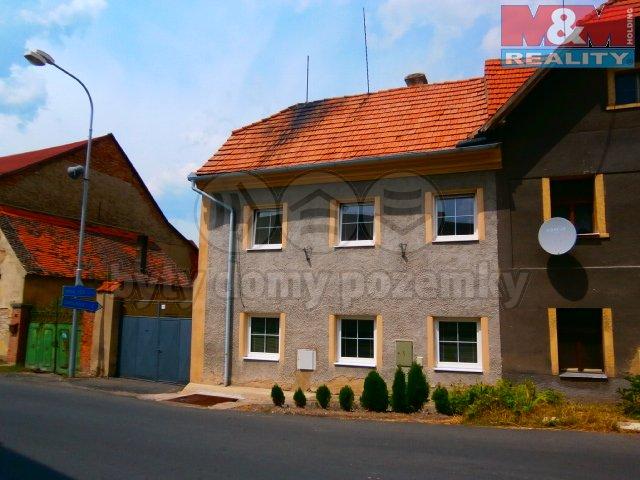 Prodej, rodinný dům, 120 m2, Hříškov