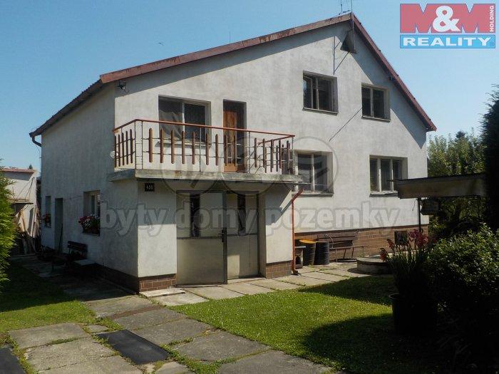 Prodej, rodinný dům, 862m2, Praha 9 - Klánovice