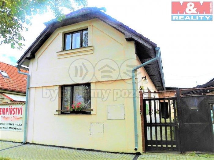 Prodej, rodinný dům, 6+1, 644 m2, Jirny - Nové Jirny