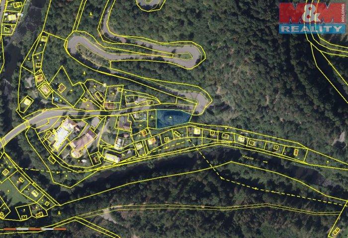 Prodej, pozemek, 1350 m2, Vítkov