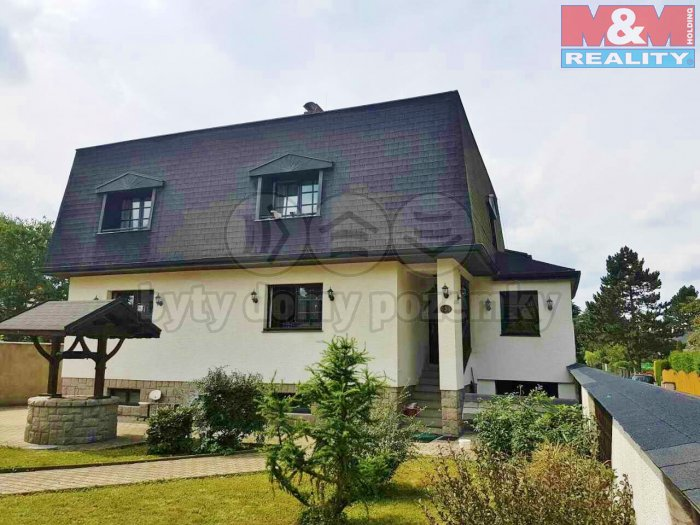 Prodej, rodinný dům, 480 m2, Mukařov