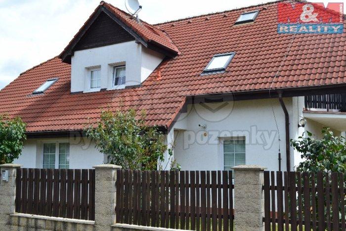 Prodej, rodinný dům 7+1, 162 m2, Šestajovice