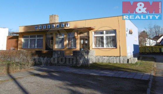 Prodej, restaurace, Nová Ves nad Lužnicí