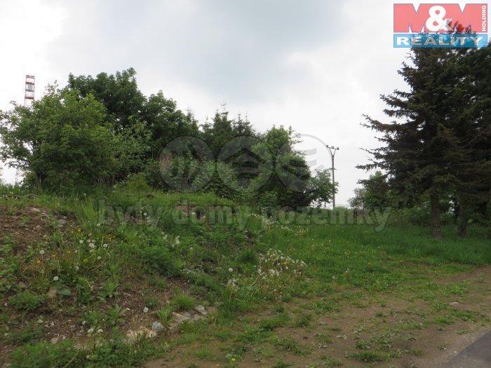 Prodej, pozemek, 805 m2, Hora Svatého Šebestiána
