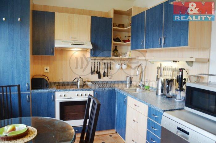 Prodej, byt 2+1, DV, 75 m2, Kuřim, ul. Školní
