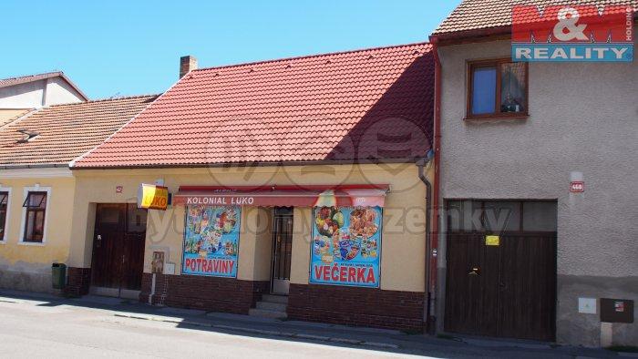 Prodej, komerční objekt, Milevsko