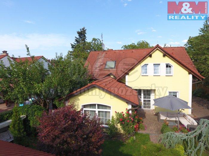 Prodej, rodinný dům 5+kk, 145 m2, Praha, Horní Měcholupy