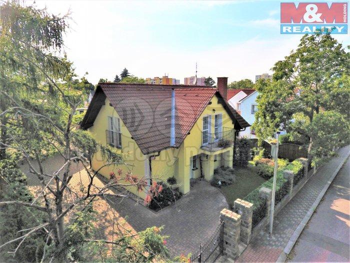 Prodej, rodinný dům 5+kk, 600 m2, Praha 10 - Horní Měcholupy
