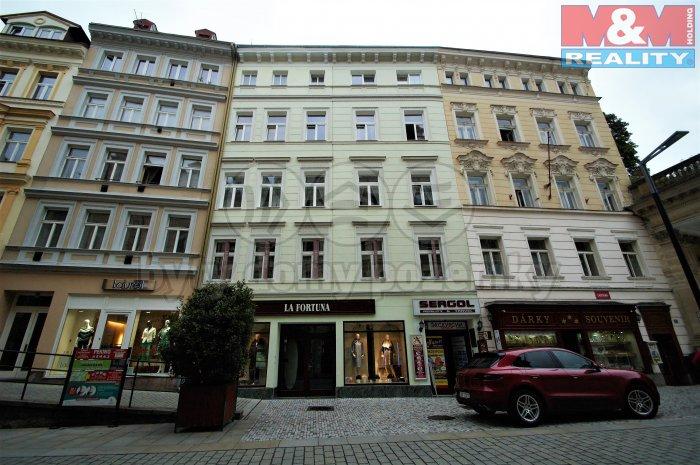 Pronájem, byt 1+kk, 35 m2, Karlovy Vary, ul. Lázeňská