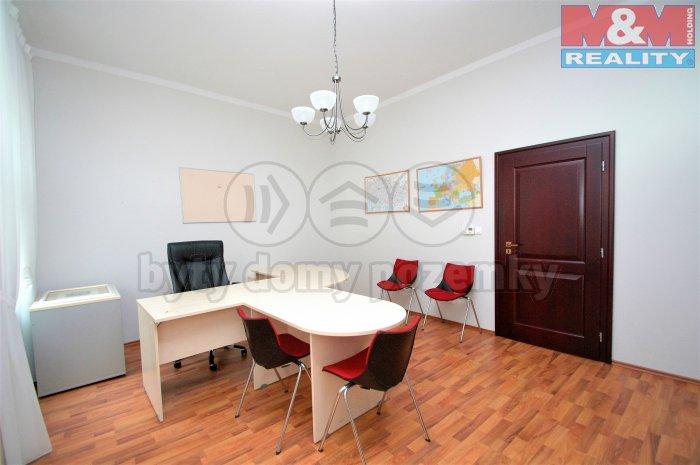 Pronájem, kancelářské prostory, Karlovy Vary, ul. Lázeňská