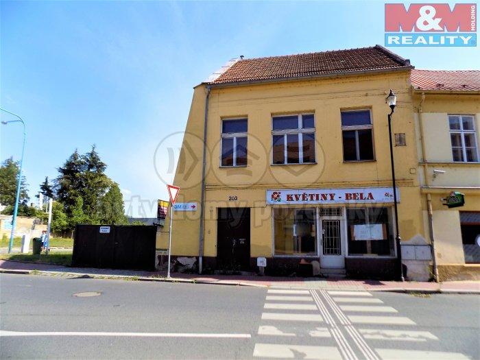 Prodej, rodinný dům 4+1, 511 m2, Český Brod