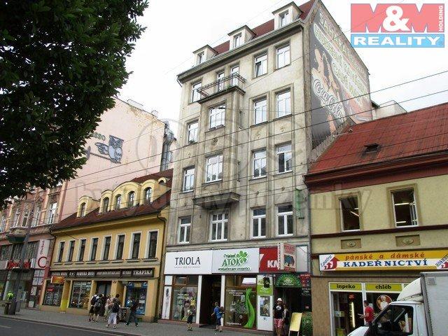 Pronájem, byt 2+1, 58 m2, OV, Ústí nad Labem, ul.Mírové nám.