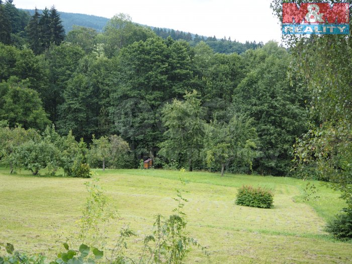 Prodej, pozemek, 1804 m2, Pěnčín - Huť