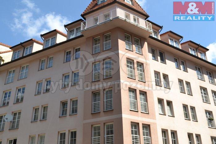 Pronájem, kancelářské prostory, 117 m2, Praha - Žižkov