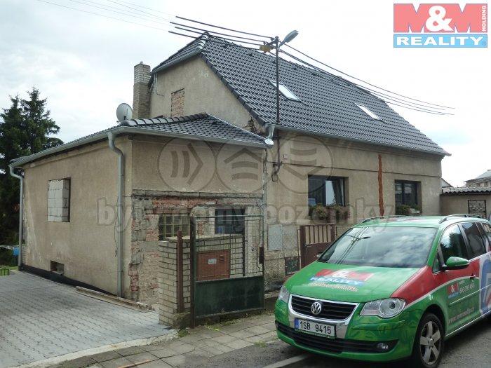 Prodej, rodinný dům 6+1, Kladno - Švermov
