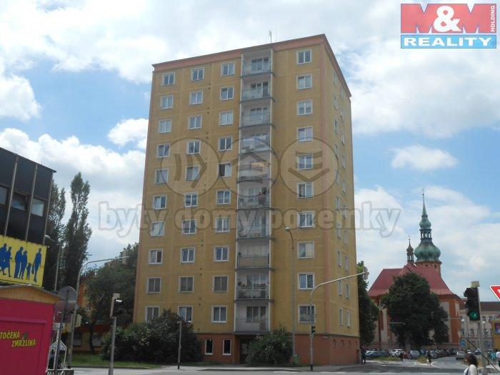 Prodej, byt 2+1, 58 m2, DV, Sokolov, ul. Rokycanova