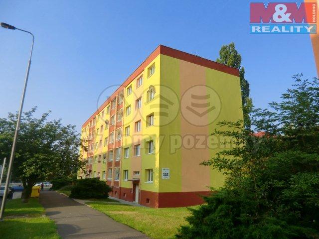 Pronájem, byt 3+1, 70 m2, OV, Most, ul. Zdeňka Fibicha