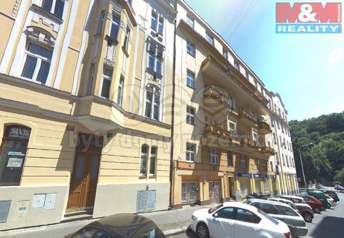 Pronájem, byt 2+1, 55 m2, Praha 5 - Košíře.