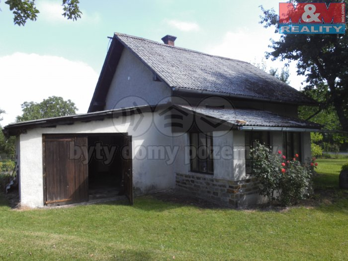 Prodej, rodinný dům, Lhotky