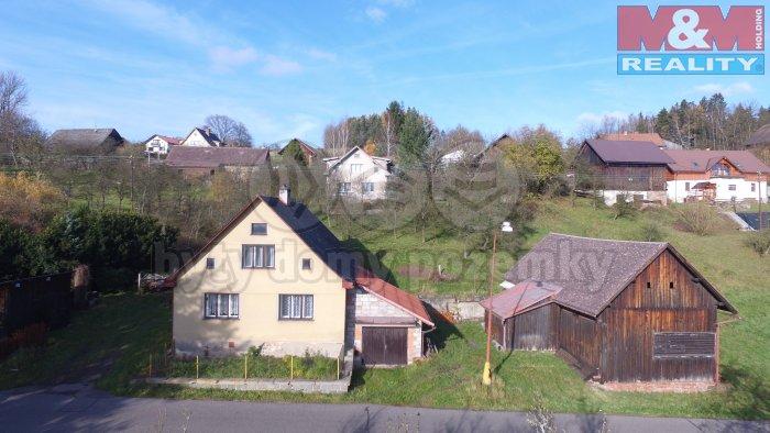 Prodej, rodinný dům 2+1, 120 m2, Benešov u Semil