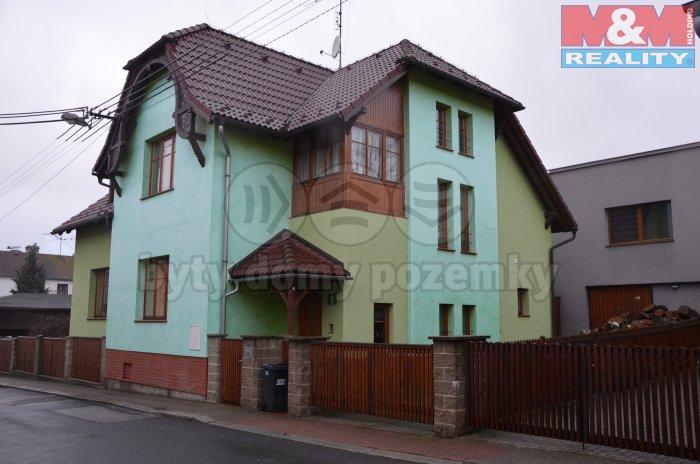 Prodej, rodinný dům, Rumburk, ul. Bezručova