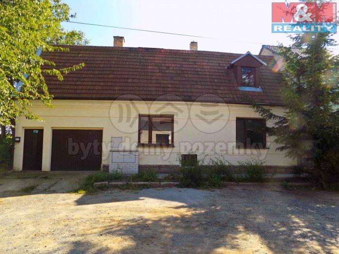 Prodej, rodinný dům 6+2, 461 m2, Brandýs nad Labem