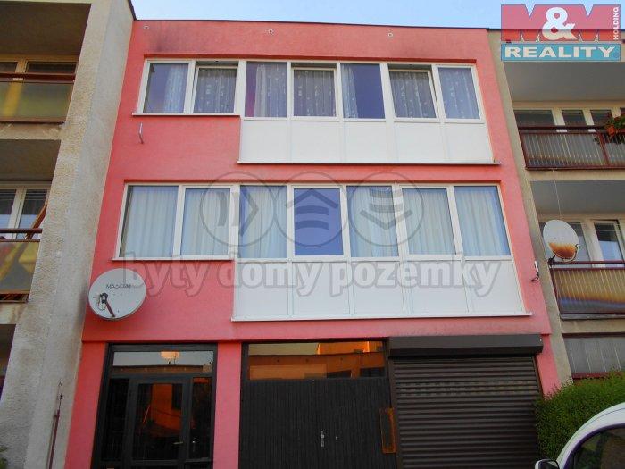 Pronájem, byt 2+kk, 49 m2, Praha 5 - Smíchov
