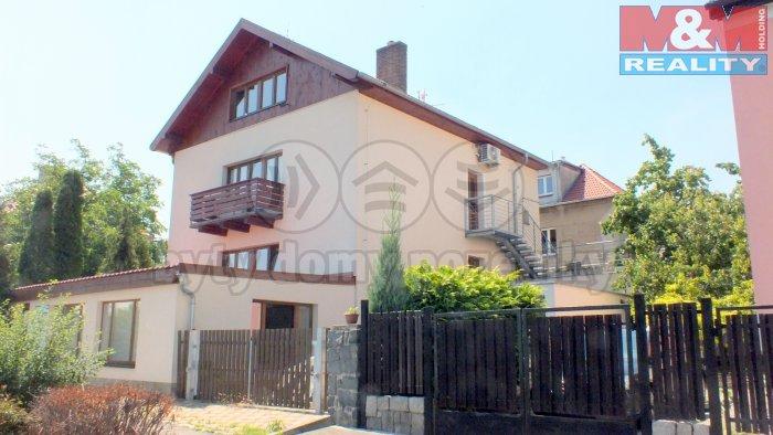 Prodej, rodinný dům 8+3, 427 m2, Praha 10 - Strašnice
