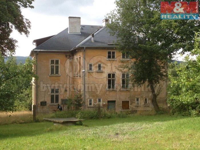 Prodej, nájemní dům, 440 m2, Kopaniny, Aš