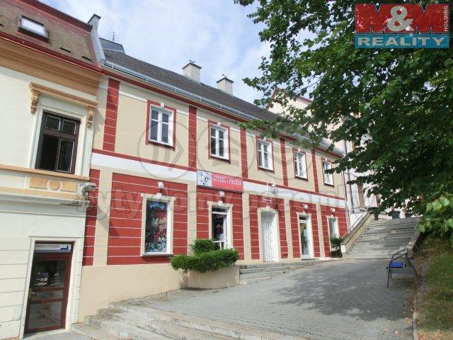 Pronájem, obchod, 60 m2, Litvínov, Masarykovo náměstí
