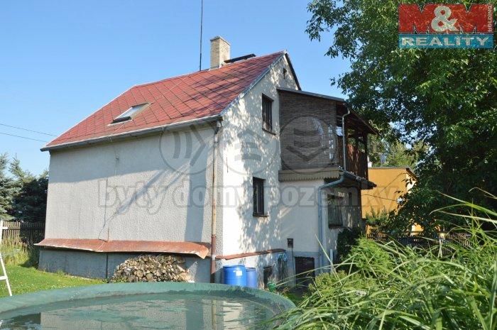 Prodej, rodinný dům 4+1, 130 m2, Krupka, ul. Na Lukách