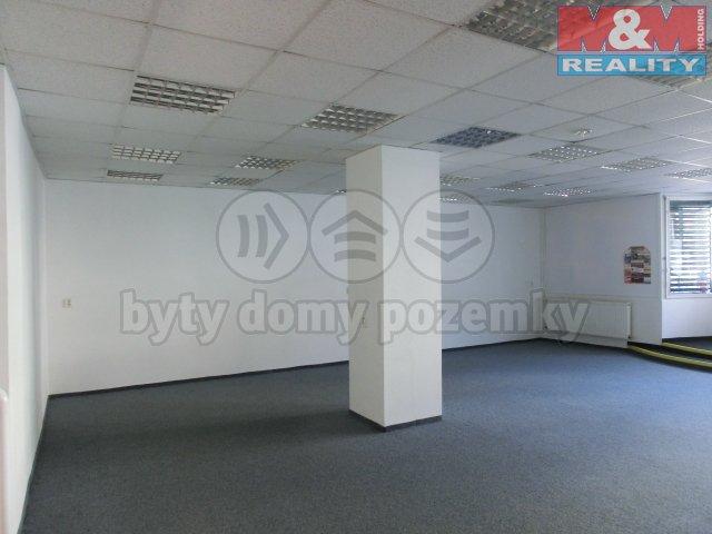 Pronájem, obchod,107 m2, Litvínov, ul. náměstí Míru