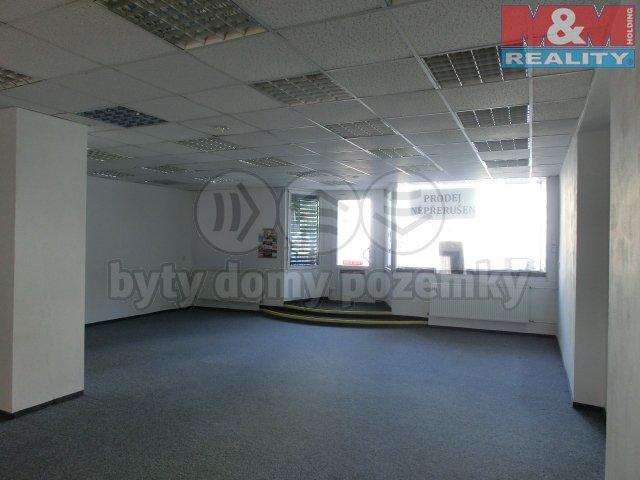 Pronájem, obchod, 178 m2, Litvínov, ul. náměstí Míru