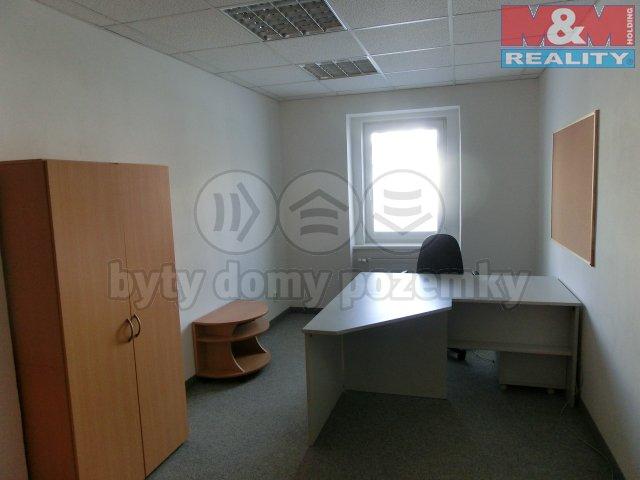 Pronájem, kancelář, 21 m2, Litvínov, ul. náměstí Míru