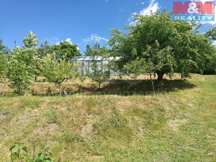 Prodej, zahrada, 400 m2, Nový Bor